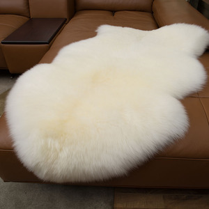 Plush Faux fur shaggy Rugs & Carpets Washable Rug carpet