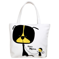 summer canvas bags big tote bags cloth shopping bags