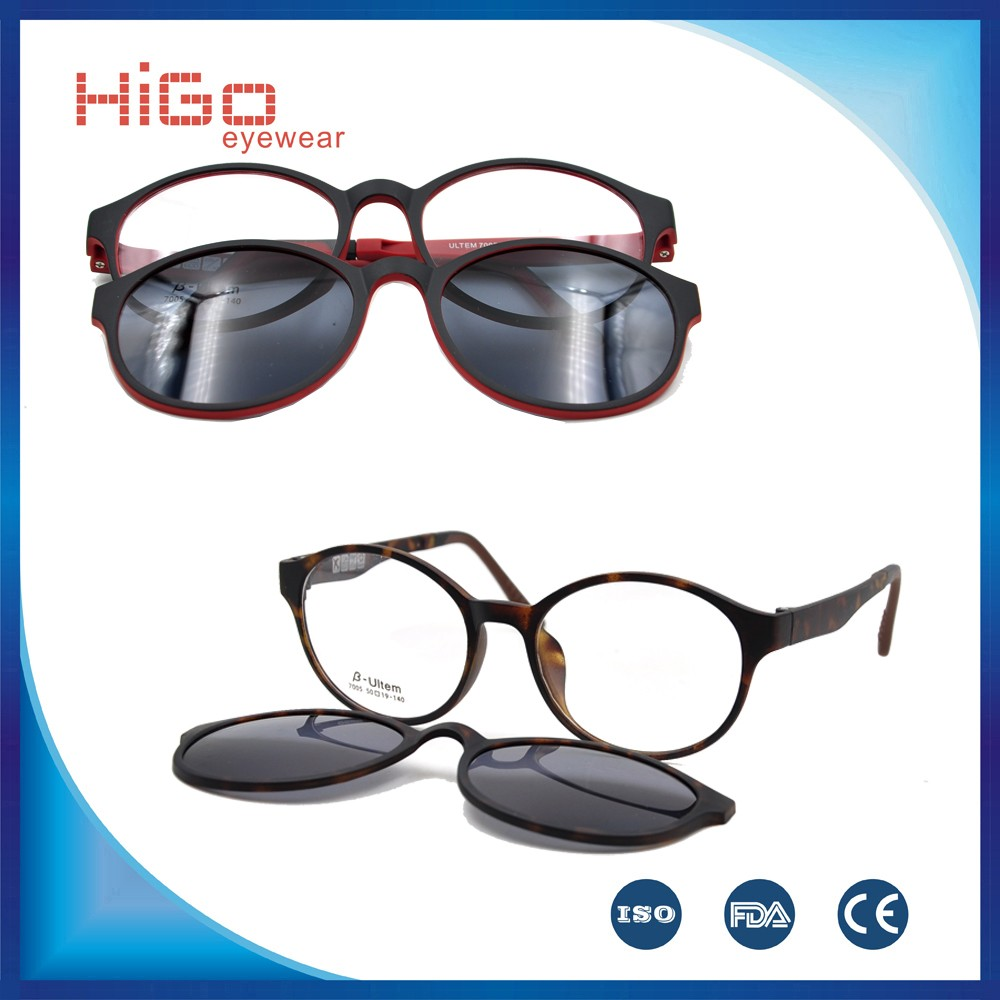 Eyeglass Frames Manufacturers China : China Sunglass Manufacturers Tr90 Clip-on Optical Eyewear ...