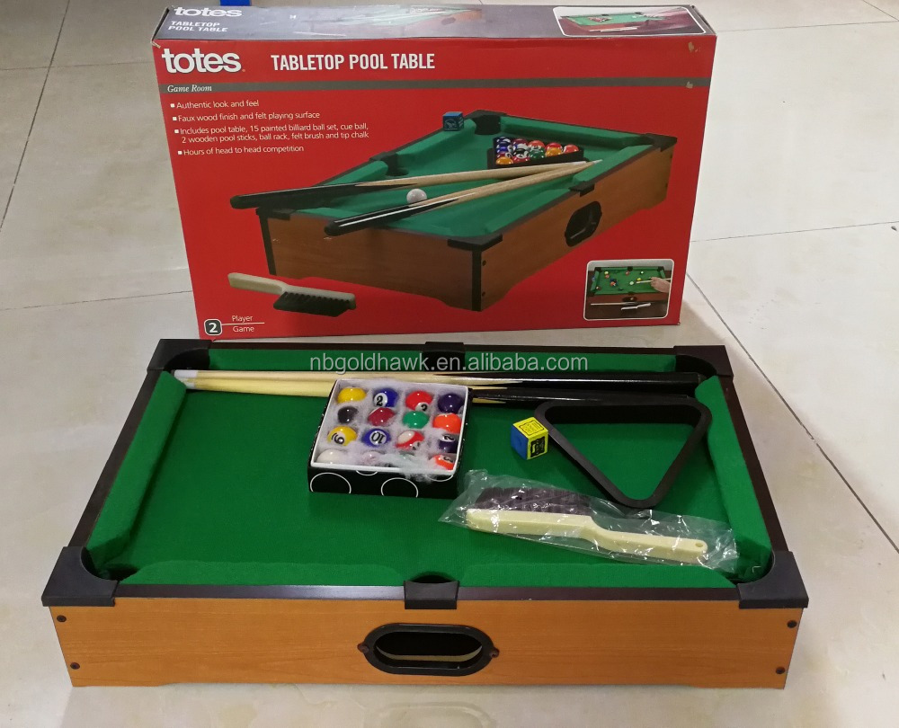 Table Top Pool Table, Table Top Pool Table Suppliers And Manufacturers At  Alibaba.com