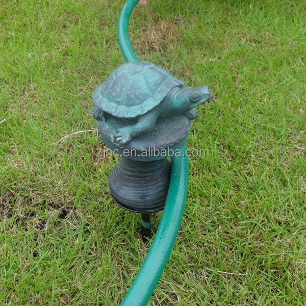 Resin Decorative Animals Garden Hose Guide