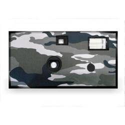 Kodak - Camouflage Disposable Camera (1 pack of 10 items)