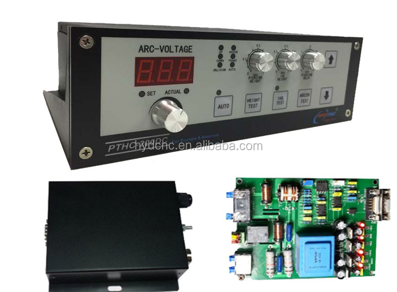 Factory-price Plasma torch height controller/THC for cnc plasma cutting machine PTHC-200DC