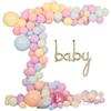 CYmylar 2018 new product ideas 5inch 10inch 18inch 24inch 36inch macaron pastel latex balloon