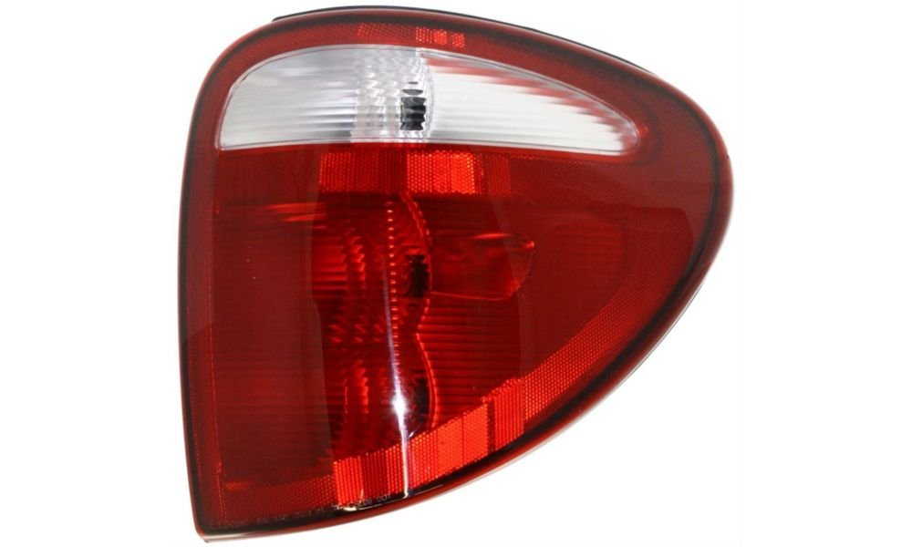 Evan-Fischer EVA15672022274 Tail Light for Chrysler Town and Country 01-03 RH Lens and Housing Right Side Replaces Partslink# CH2801140