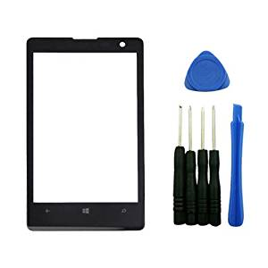Nokia Lumia 1020 Front Screen Glass Lens Front Outer Lens for Replacement Assembly with Tools