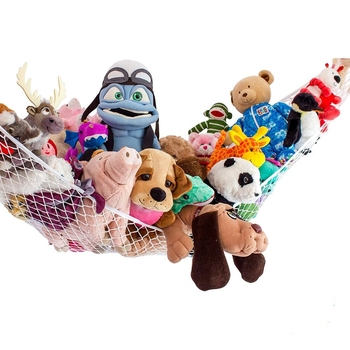 Kids Top Quality Stuffed Animals Hanging Hammock Toy Storage Organizer Net  sc 1 st  Jiangmen Spring Rain Textiles Co. Ltd. - Alibaba & Kids Top Quality Stuffed Animals Hanging Hammock Toy Storage ...
