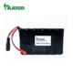 rechargeable battery pack 60 volt 20ah lithium battery for electric scooter e-bike