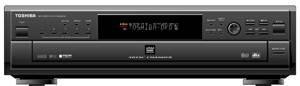 Toshiba SD2705 5-Disc DVD Player