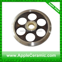 Custom fabrication auto part idler pulley