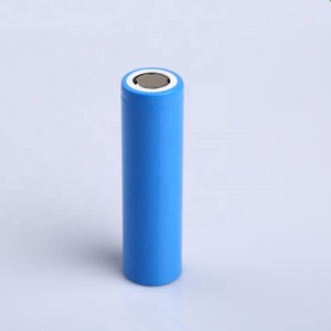 High quality rechargeable 3.7V 2400mAh li-ion 18650 battery