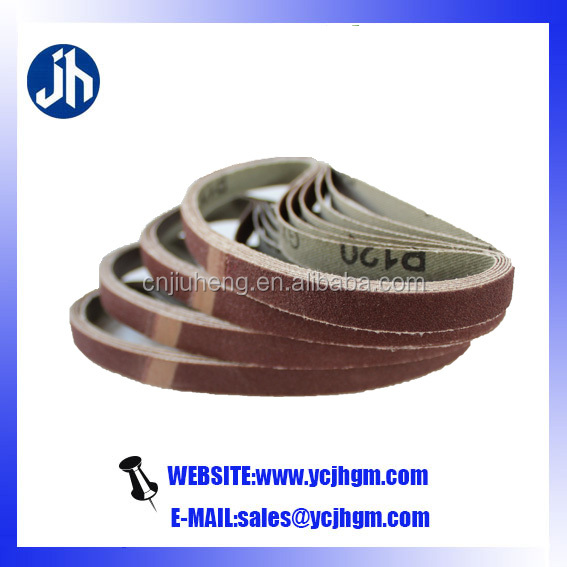 diamond sanding belts for metal/wood/stone/glass/furniture/stainless steel