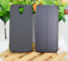 solar panel power bank Charging Backup Battery Case Eternal Charger Portable Battery Cover Power Bank For iphone 6 case