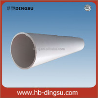 High Pressure PVC Water Plastic Pipe 2 inch pvc pipe for water supply