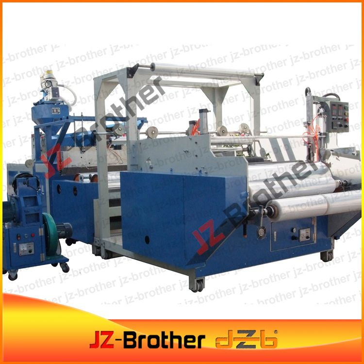 high quality new style stretch film production line