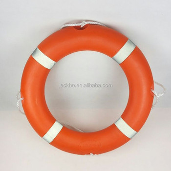 Swimming Pool Saving Equipment Water Safety Product Life Buoy Cork Hoop
