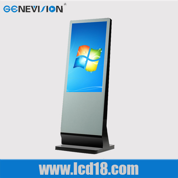 Floor Stand Digital Signage Ad Player Led Lcd Full New Retail Store Equipment Wifi Advertising Display Android Touch