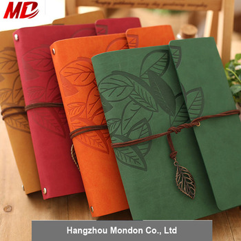 A4 size Different color PU leather Cover graduation photo album