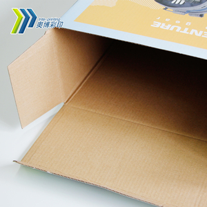 Custom Printed Caja Cardboard Corrugated Living Packaging Box For Picnic Mats