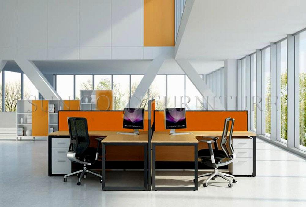 Nuevo dise o barato muebles de oficina cub culo a prueba for Muebles de oficina nuevos