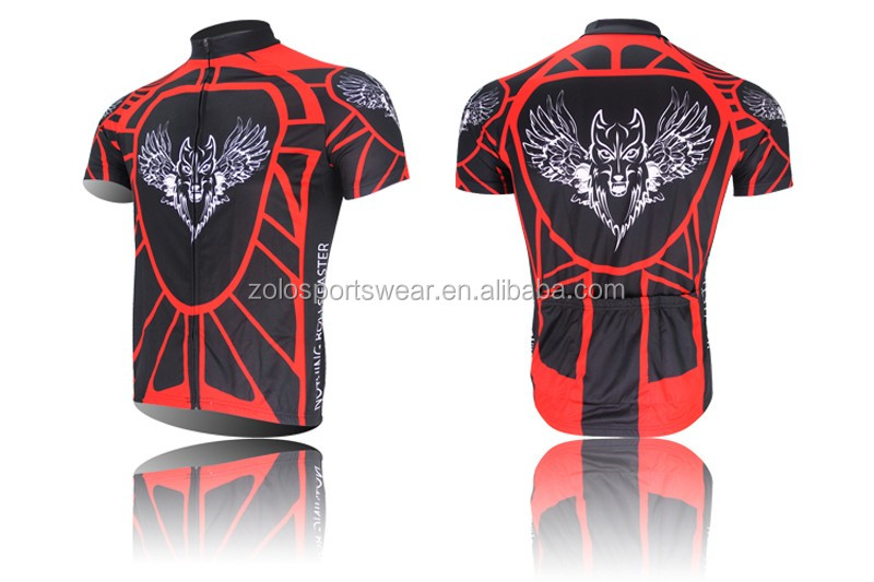 2016 Cheap Custom Made Sublimated Cycling Jersey