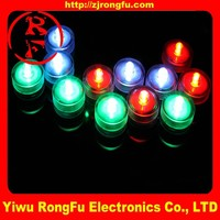 wholesale China small gift led candles in bulk colorful