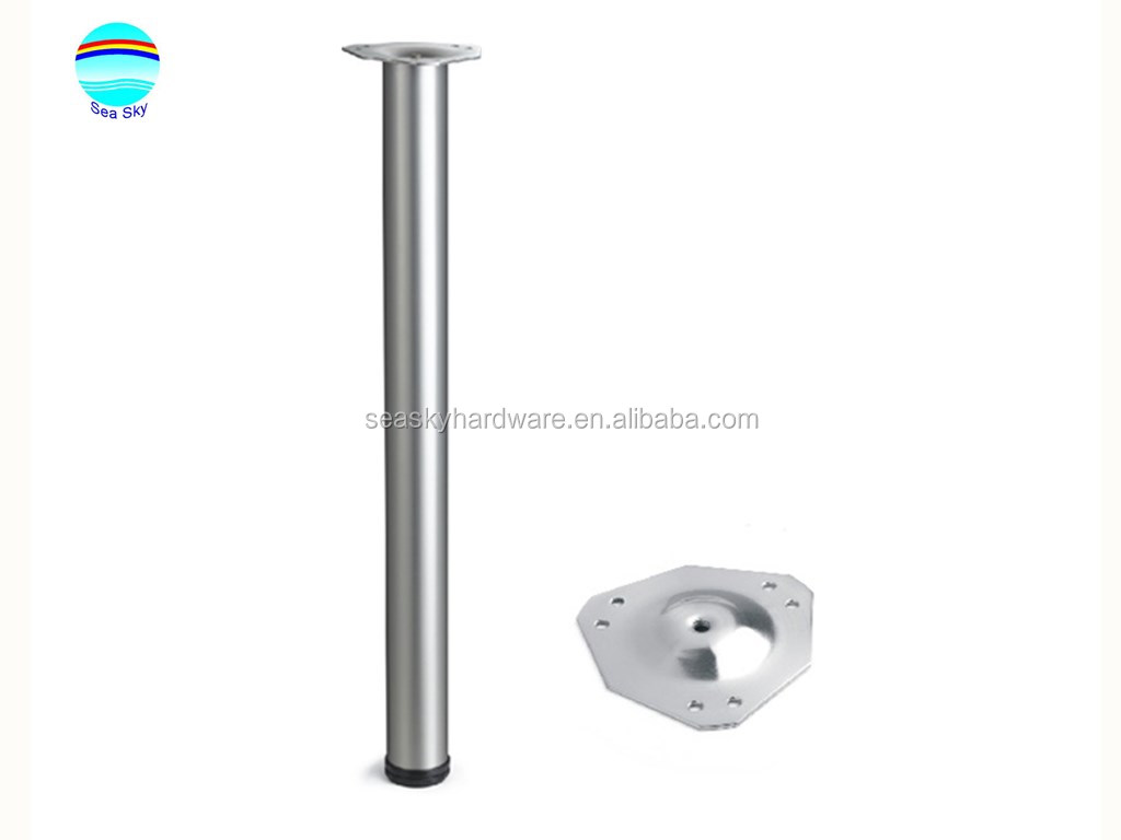 Stainless Steel Table Legs Cabinet