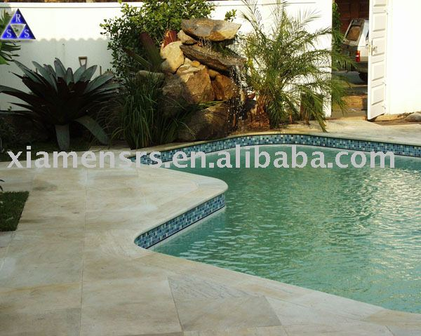 Beige Sandstone Outdoor Swimming Pool Coping Tile - Buy Swimming Pool,Pool  Coping,Outdoor Swimming Pool Product on Alibaba.com