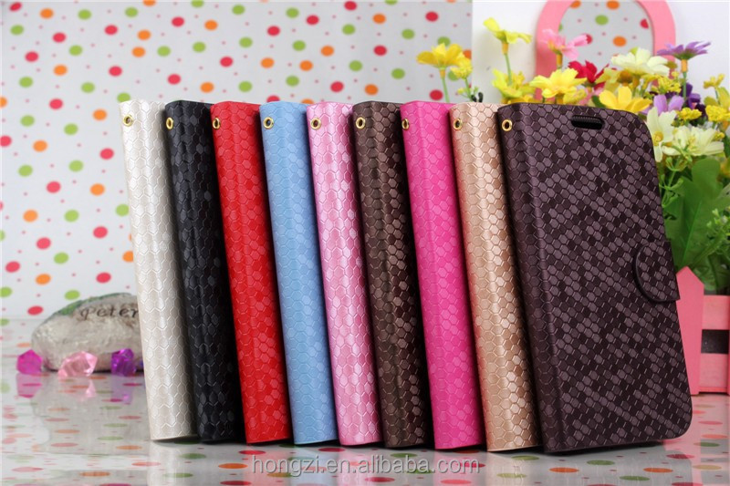 Hot For Samsung Galaxy Note2 N7100 Luxury Flip Classic Diamond pattern PU Leather Case Shell Wallet Book Style with Card Holder