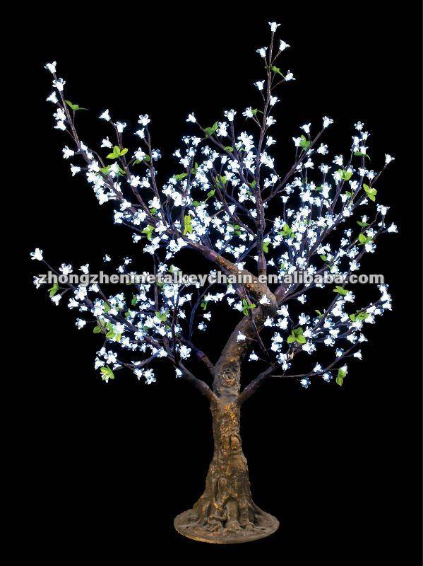 Batteria a led per esterni albero di natale decorazioni e - Alberi da interno ...