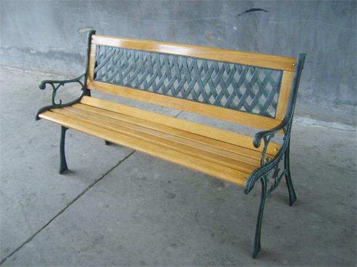 Bancos de jardin baratos estilo chino silla de jardn wpc - Banco jardin carrefour ...