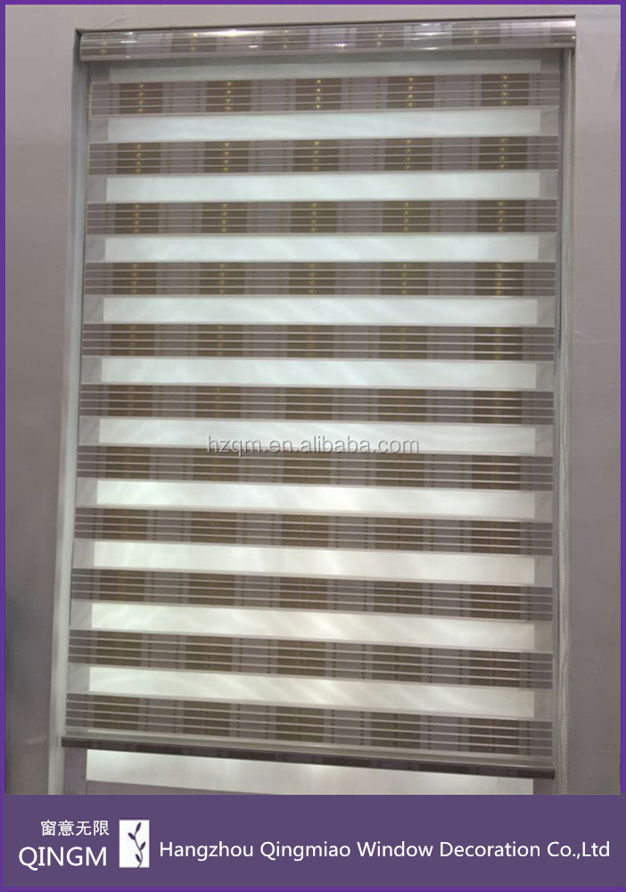 Hotel Use Manual Curtain/Zebra Blind