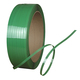 the newest promotional green PET strapping