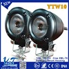 Y&T YTW10 led auxiliary light for cheap 250cc for atv CE RoHS&FCC ISO9001 Certificate