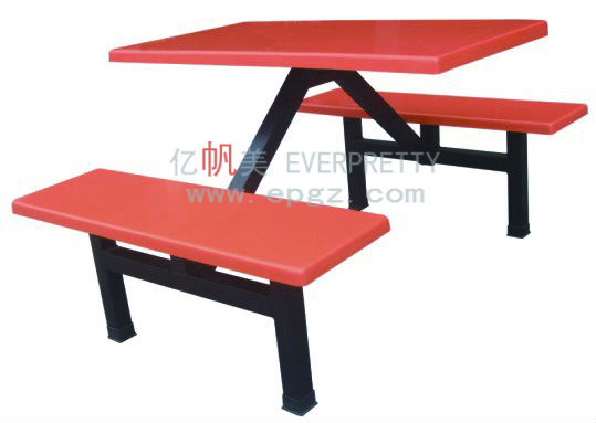 4 Seater Pool Dinner Table Set, Combo Dinner Party Of Pool, Restaurant Dinner  Table