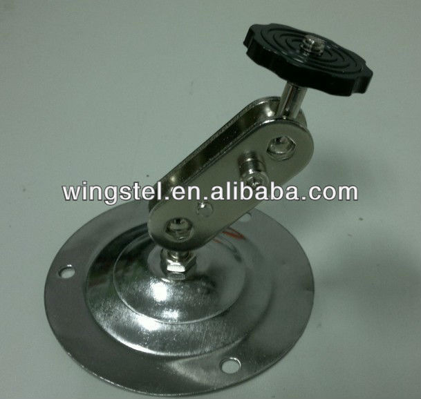 wall mount bracket for cctv camera housing bracket