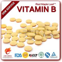Health Food Private Labels Vitamin B6 Vitamin B Complex Tablets