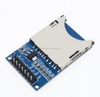Smart Electronics Reading and Writing Module SD Card Module Slot Socket Reader ARM MCU for Beemong DIY Starter Kit WAVGAT