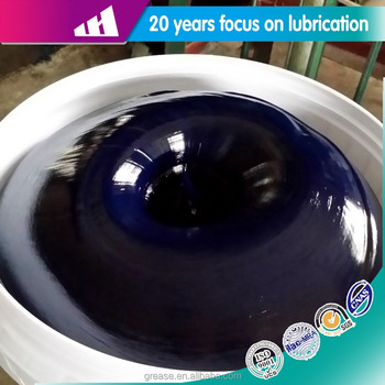blue high temperature lithium lubricating grease for heavy trucks