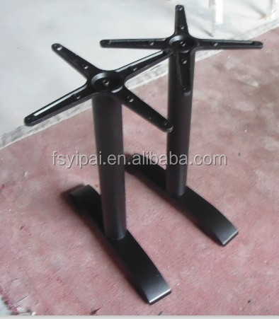 Stainless Steel Acrylic Dining Table Base For Granite Tops Table ...