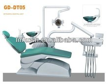 Sillón dental supply GD-DT05 instrumentos medico/dental equipo/ce, aprobado por la fda