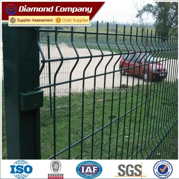 3x3 Galvanized Welded Wire Fence / 1 4 Inch Galvanized Welded Wire ...