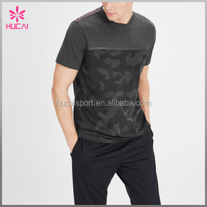 OEM Activewear Manufacturers In China Wholesale Camo Men S T Shirts In Bulk