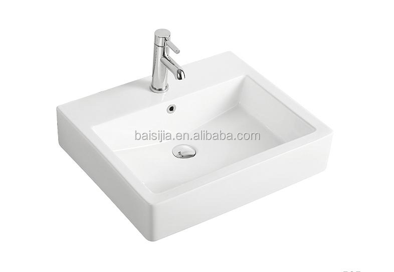 Toto Design Sanitary Ware Ceramic Wash Basin Bathroom Sink
