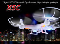 2016 newest x5c drone with hd wifi camera