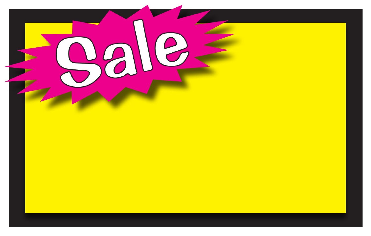 image relating to Printable Sale Sign titled Affordable Totally free Printable Sale Indications For Retail, uncover No cost