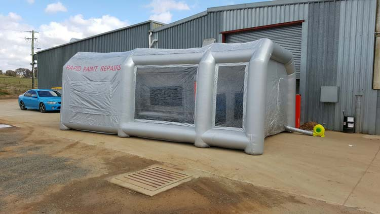 Portable Mobile Inflatable Car Paint Booth Buy Paint