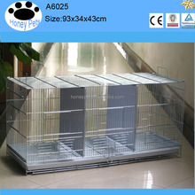 90x34x430cm metal canary breeding large outdoor bird cage