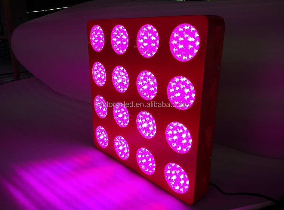 1000w Full Spectrum Induction Plant Mars Hydro Led Grow Light ...