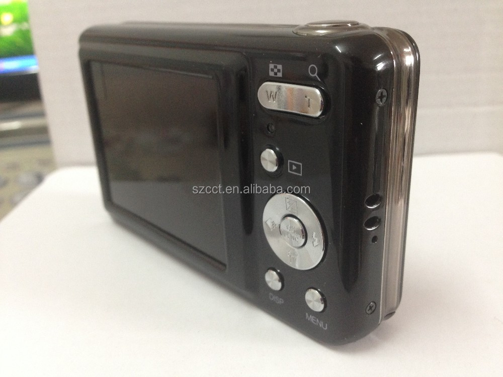 "2016 newest fasionable super-thin16Mega Pixels Digital Camera with 2.7""TFT LCD display DC-k718c"